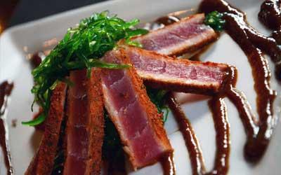 Pacific Rim Ahi Tuna Seafood